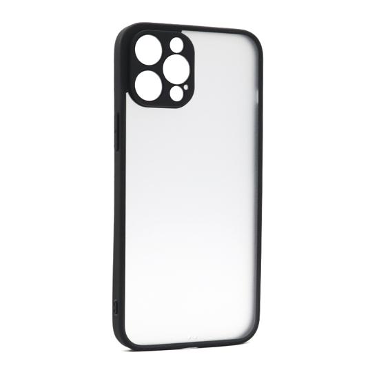 Futrola PASTEL MATTE za Iphone 12/12 Pro (6.1) crna