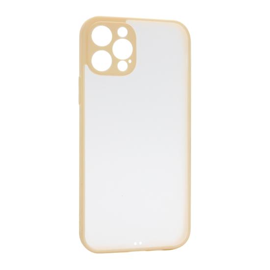 Futrola PASTEL MATTE za Iphone 12/12 Pro (6.1) roze