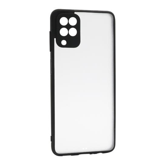 Futrola PASTEL MATTE za Samsung A125F Galaxy A12 crna