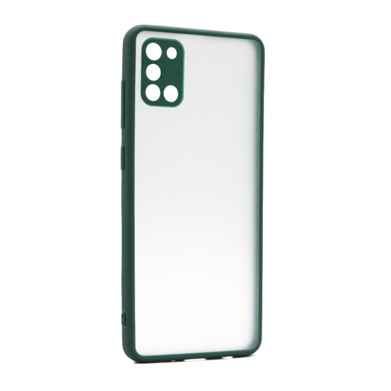 Futrola PASTEL MATTE za Samsung A315F Galaxy A31 zelena