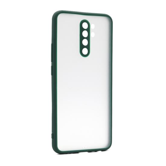 Futrola PASTEL MATTE za Xiaomi Redmi 9 zelena