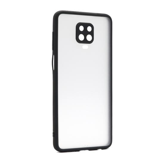 Futrola PASTEL MATTE za Xiaomi Redmi Note 9 Pro-9Pro Max-9S crna