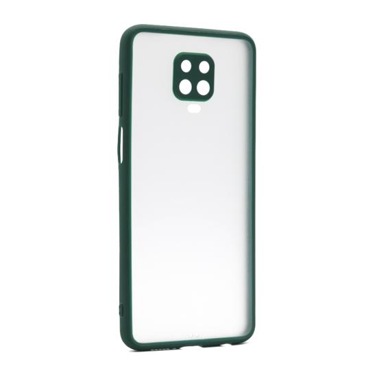 Futrola PASTEL MATTE za Xiaomi Redmi Note 9 Pro-9Pro Max-9S zelena