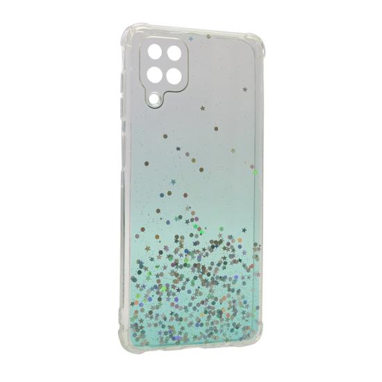 Futrola Simple Sparkle za Samsung A125F Galaxy A12 tirkizna
