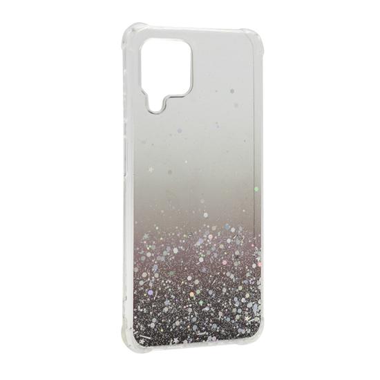 Futrola Simple Sparkle za Samsung A225F Galaxy A22 4G crna
