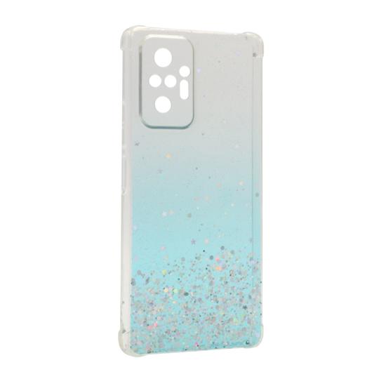 Futrola Simple Sparkle za Xiaomi Redmi Note 10 Pro/Redmi Note 10 Pro Max tirkizna