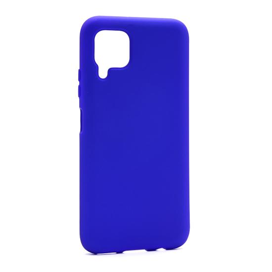 Futrola Soft Silicone za Huawei P40 Lite-Nova 6 SE plava
