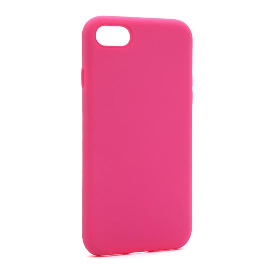 Futrola Soft Silicone za Iphone 7-8-SE 2020 pink