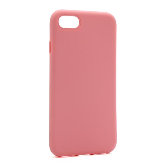 Futrola Soft Silicone za Iphone 7-8-SE 2020 roze