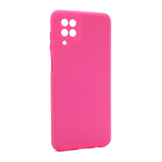 Futrola Soft Silicone za Samsung A125F Galaxy A12 pink