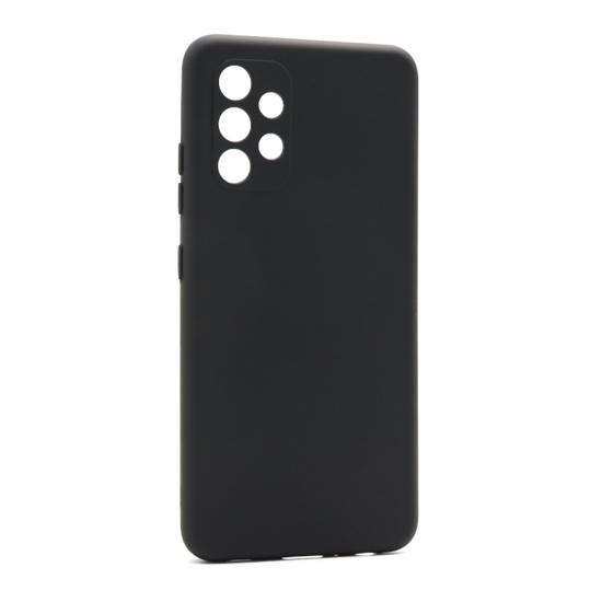 Futrola Soft Silicone za Samsung A325F Galaxy A32 4G crna