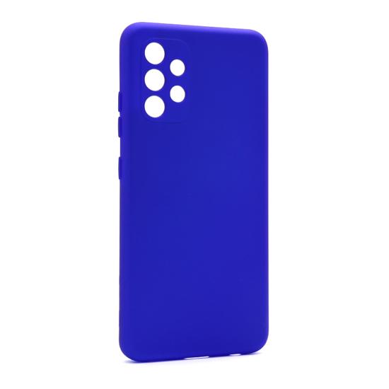 Futrola Soft Silicone za Samsung A325F Galaxy A32 4G plava