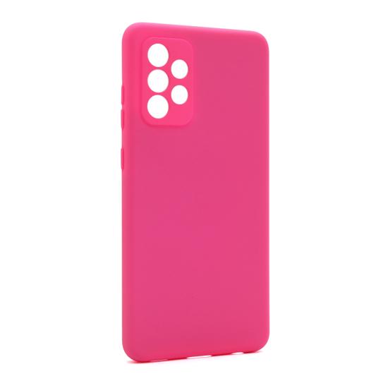 Futrola Soft Silicone za Samsung A725F-A726B Galaxy A72 4G-A72 5G pink