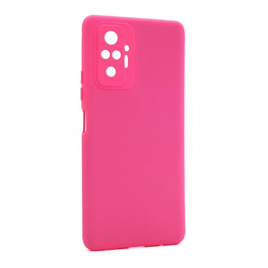 Futrola Soft Silicone za Xiaomi Redmi Note 10 Pro-10 Pro Max pink