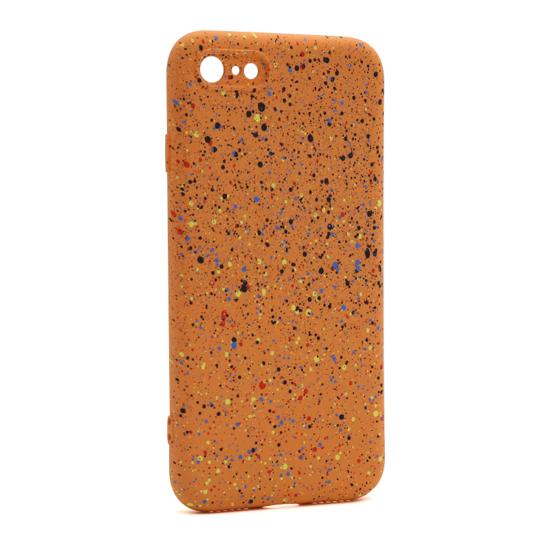 Futrola Spotty za Iphone 7/8/SE 2020 narandzasta