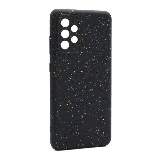 Futrola Spotty za Samsung A525F/A526B Galaxy A52 4G/A52 5G crna