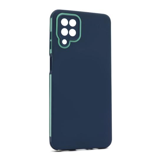 Futrola Summer stripe za Samsung A125F Galaxy A12 plava