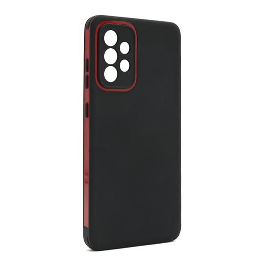 Futrola Summer stripe za Samsung A525F-A526B Galaxy A52 4G-A52 5G crna