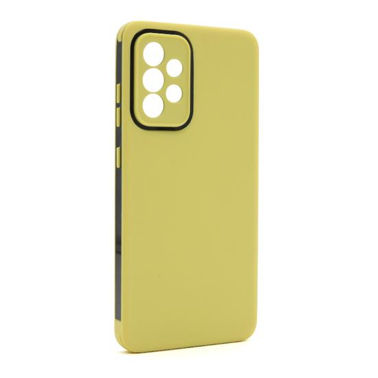 Futrola Summer stripe za Samsung A525F-A526B Galaxy A52 4G-A52 5G žuta