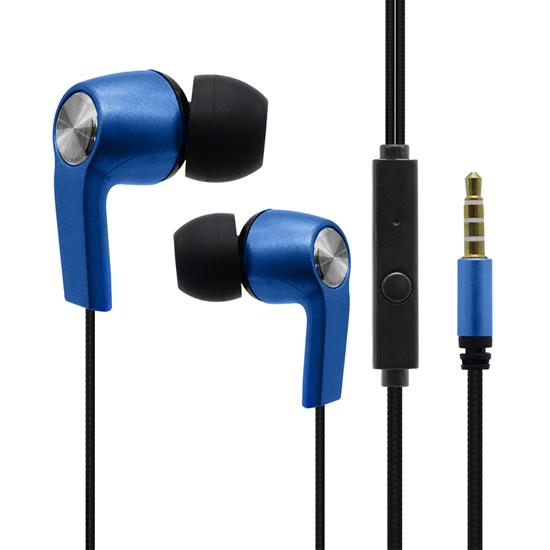 Handsfree slušalice OFIA univerzalne 3.5mm P36 crno-plave