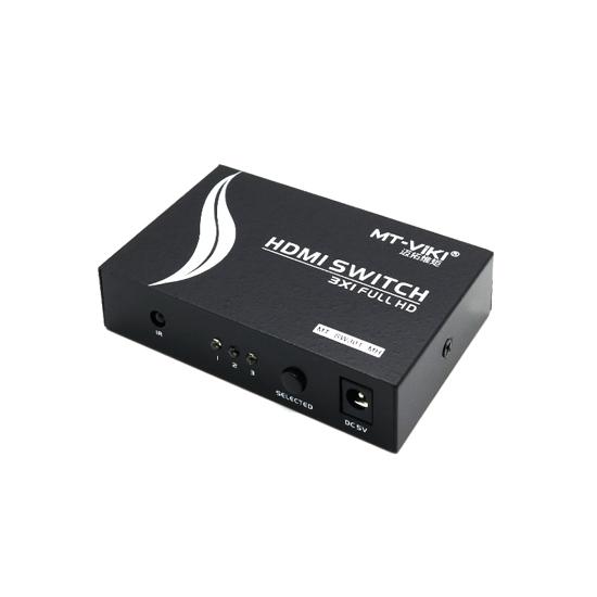 HDMI Switch 3 na 1 4K HQ MT-VIKI