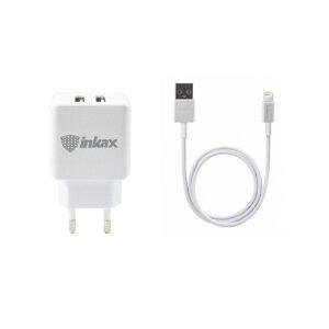 Inkax 2.4A iPhone CD-01T kućni punjač