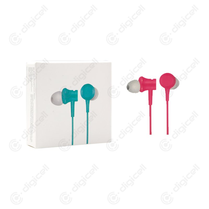 Mi in-Ear slušalice Basic matte pink