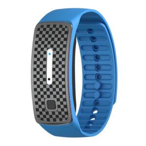 Narukvica za odbijanje komaraca M30 fashion plava
