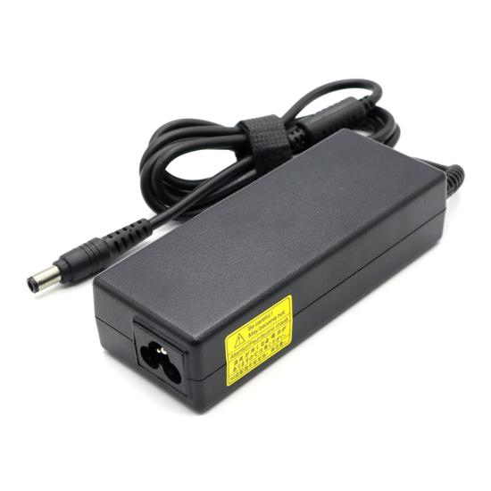 Punjač za laptop Toshiba 15V 5A (6.3-3.0) ugao 90