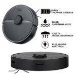 Roborock S6 Pure Vacuum Cleaner Black