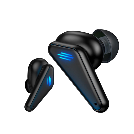 Slušalice Bluetooth TWS K55 Gaming Style crne