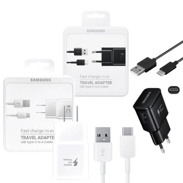 Samsung Fast Charging Travel Adapter EP-TA20 USB Type-C