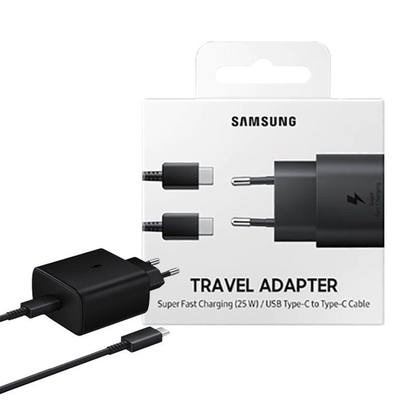 Samsung Ultra Fast Travel Adapter 25W USB Type-C black