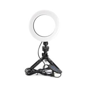 Selfie ring light/tripod K315 crni