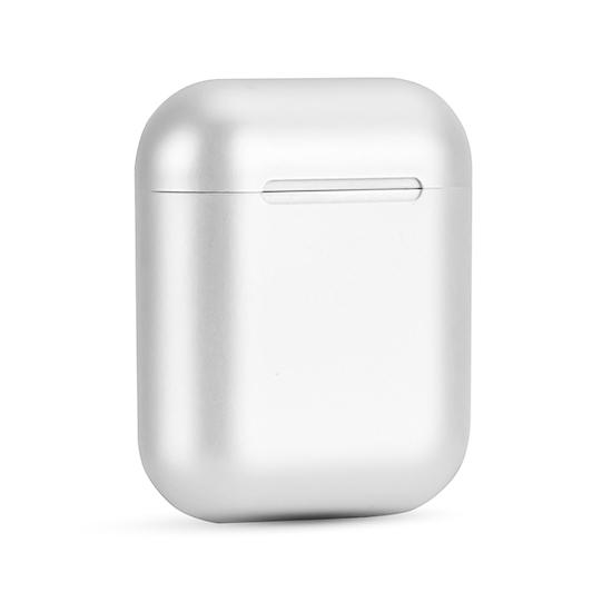 Slušalice Bluetooth Airpods InPods 12 metalic bijela