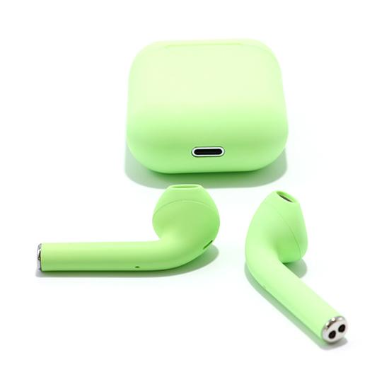 Slušalice Bluetooth Airpods InPods 12 zelene