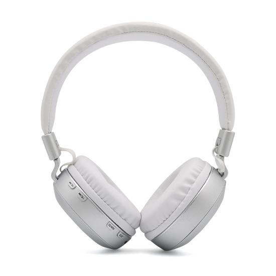 Slušalice KARLER 013 Knock control bijele
