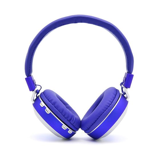 Slušalice KARLER 013 Knock control plave