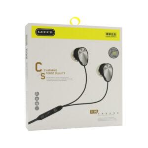 Slušalice LCCCY C-108 3.5mm crne