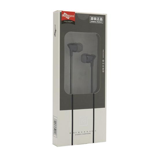 Slušalice LCCCY R1 3.5mm crne