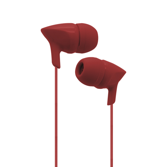 Slušalice LCCCY R1 3.5mm crvene
