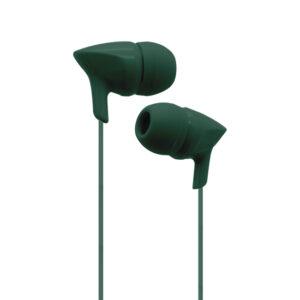 Slušalice LCCCY R1 3.5mm tamno zelene