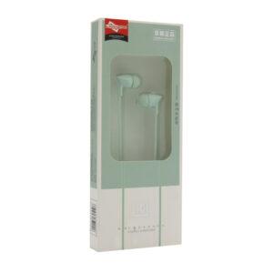 Slušalice LCCCY R1 3.5mm tirkizne