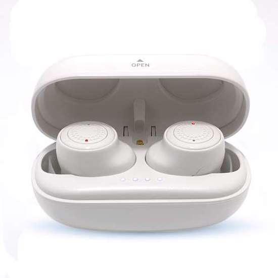 Slušalice REMAX TWS-2 Bluetooth bijele