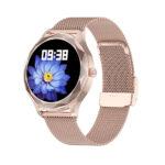 Smart Watch DT86 zlatni (metalna narukvica)