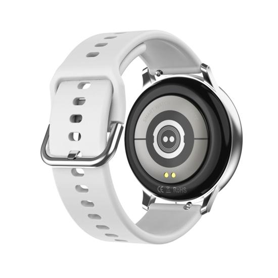 Smart Watch DT88 Pro srebrni (silikonska narukvica)
