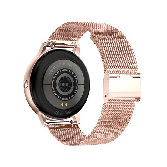 Smart Watch DT88 Pro zlatni (metalna narukvica)