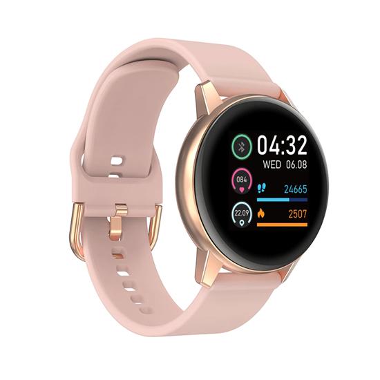 Smart Watch DT88 Pro zlatni (silikonska narukvica)