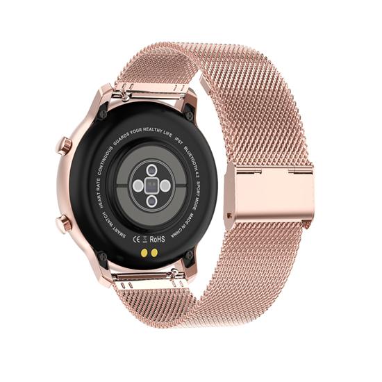 Smart Watch DT89 zlatni (metalna narukvica)