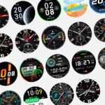 Smart Watch DT92 crni (kožna narukvica)5